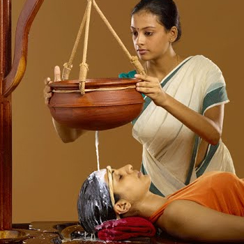 Thakradhara treatment kottayam